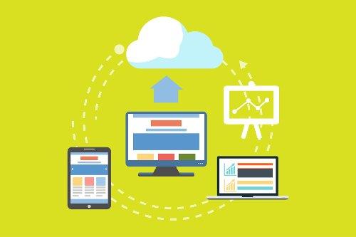 cloud data upload for backup